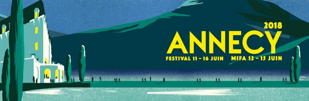 Festival international du film d'animation d'Annecy 2018