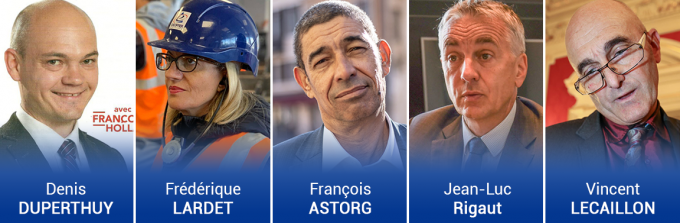 Élections municipales Annecy 2020